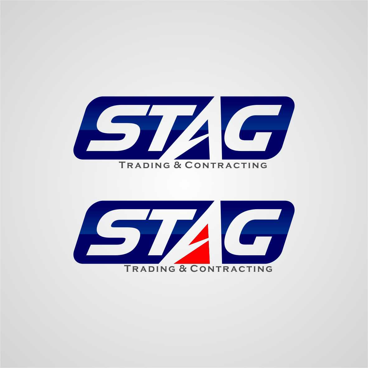 Logo Design by arteo_design - Entry No. 264 in the Logo Design Contest Captivating Logo Design for STAG Trading & Contracting.