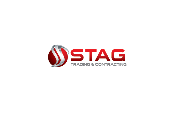 Logo Design by Private User - Entry No. 266 in the Logo Design Contest Captivating Logo Design for STAG Trading & Contracting.