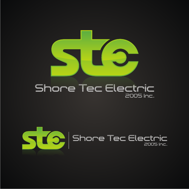 Logo Design by key - Entry No. 198 in the Logo Design Contest Shore Tec Electric 2005 Inc.