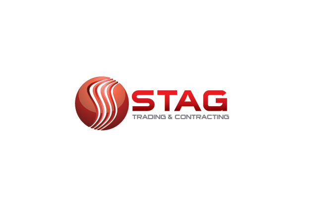Logo Design by Private User - Entry No. 269 in the Logo Design Contest Captivating Logo Design for STAG Trading & Contracting.