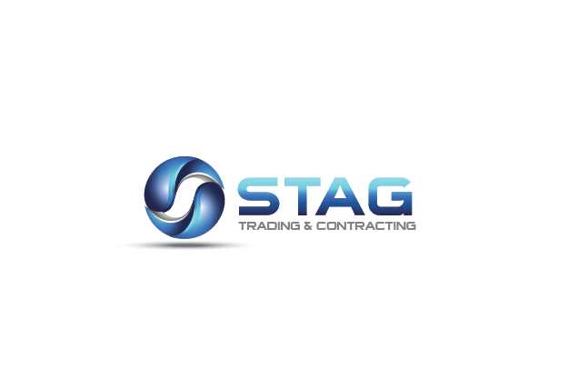 Logo Design by Private User - Entry No. 270 in the Logo Design Contest Captivating Logo Design for STAG Trading & Contracting.