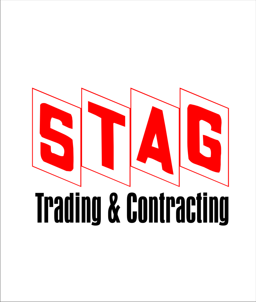 Logo Design by RasYa Muhammad Athaya - Entry No. 271 in the Logo Design Contest Captivating Logo Design for STAG Trading & Contracting.
