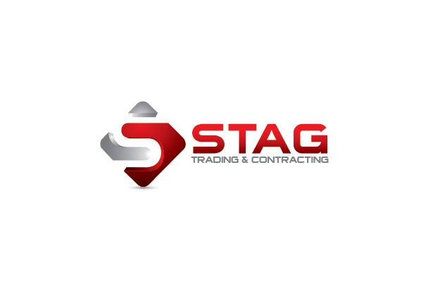 Logo Design by Private User - Entry No. 272 in the Logo Design Contest Captivating Logo Design for STAG Trading & Contracting.