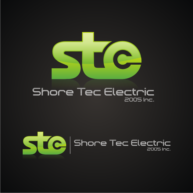 Logo Design by key - Entry No. 199 in the Logo Design Contest Shore Tec Electric 2005 Inc.