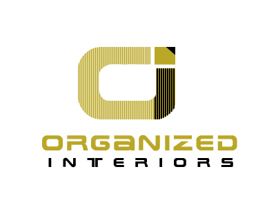 Logo Design by Crystal Desizns - Entry No. 59 in the Logo Design Contest Imaginative Logo Design for Organized Interiors.