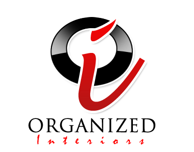 Logo Design by Crystal Desizns - Entry No. 60 in the Logo Design Contest Imaginative Logo Design for Organized Interiors.