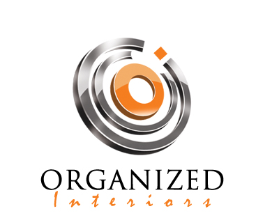 Logo Design by Crystal Desizns - Entry No. 61 in the Logo Design Contest Imaginative Logo Design for Organized Interiors.