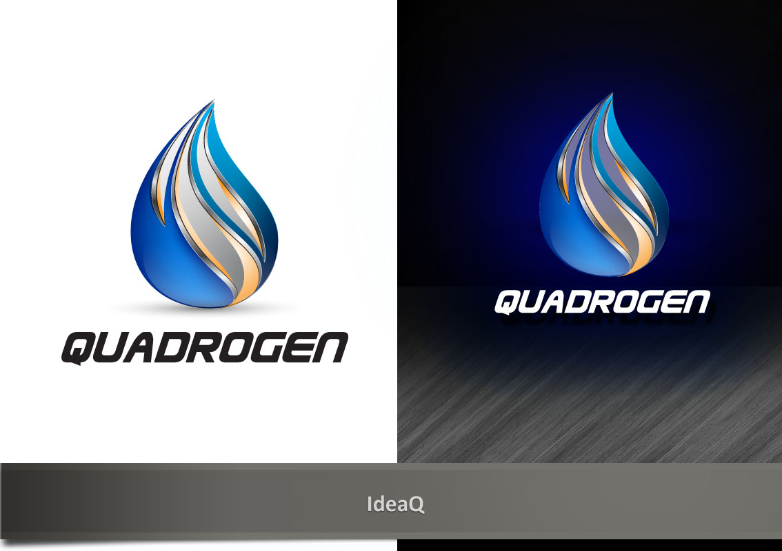 Logo Design by Private User - Entry No. 136 in the Logo Design Contest New Logo Design for Quadrogen Power Systems, Inc.