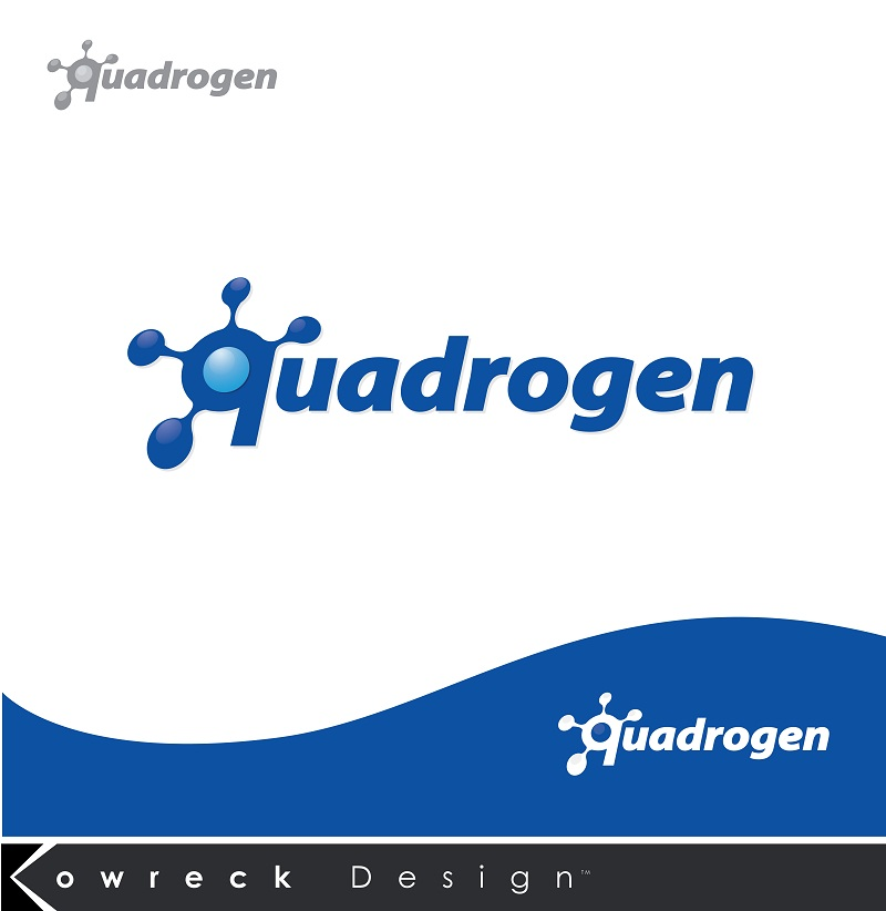 Logo Design by kowreck - Entry No. 138 in the Logo Design Contest New Logo Design for Quadrogen Power Systems, Inc.