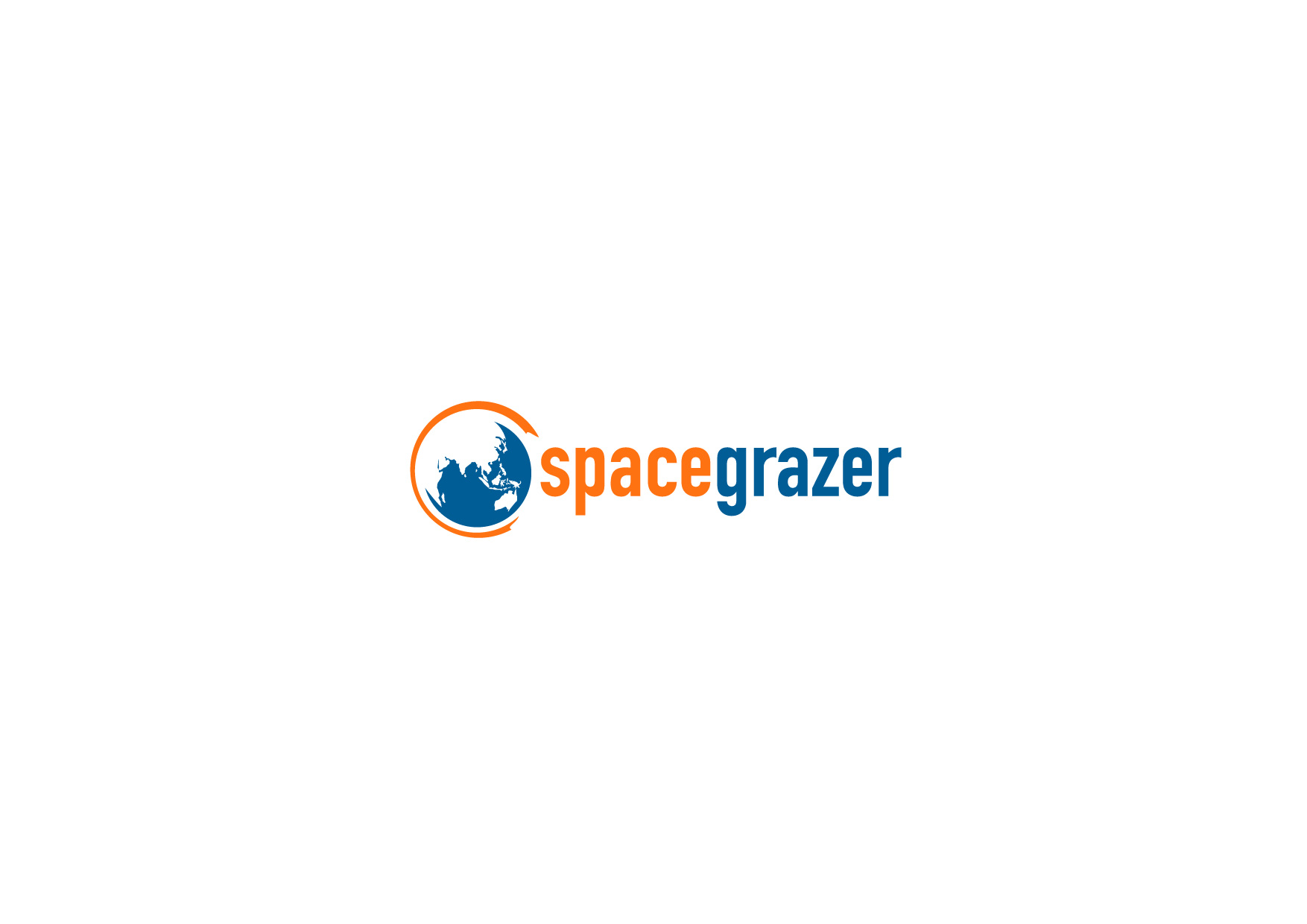 Logo Design by Osi Indra - Entry No. 31 in the Logo Design Contest Fun Logo Design for Spacegrazer.