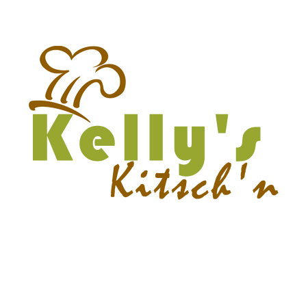 Logo Design by Crystal Desizns - Entry No. 39 in the Logo Design Contest Unique Logo Design Wanted for Kelly's Kitsch'n.