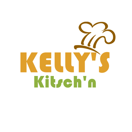 Logo Design by Crystal Desizns - Entry No. 40 in the Logo Design Contest Unique Logo Design Wanted for Kelly's Kitsch'n.
