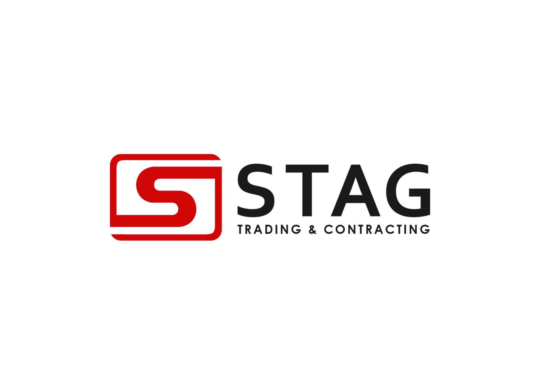 Logo Design by omARTist - Entry No. 286 in the Logo Design Contest Captivating Logo Design for STAG Trading & Contracting.