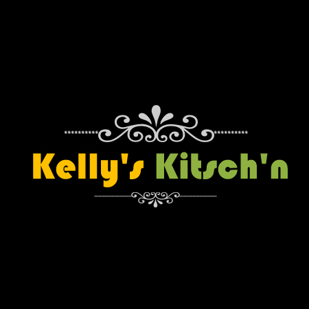Logo Design by Crystal Desizns - Entry No. 41 in the Logo Design Contest Unique Logo Design Wanted for Kelly's Kitsch'n.