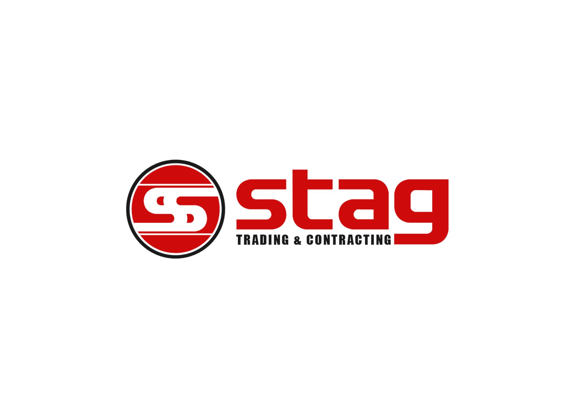 Logo Design by omARTist - Entry No. 287 in the Logo Design Contest Captivating Logo Design for STAG Trading & Contracting.