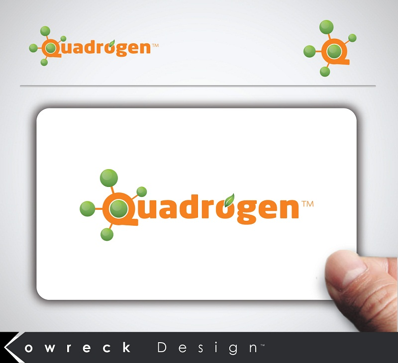 Logo Design by kowreck - Entry No. 140 in the Logo Design Contest New Logo Design for Quadrogen Power Systems, Inc.