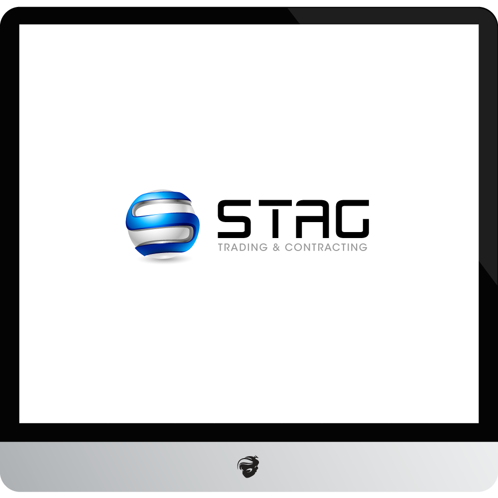 Logo Design by zesthar - Entry No. 302 in the Logo Design Contest Captivating Logo Design for STAG Trading & Contracting.