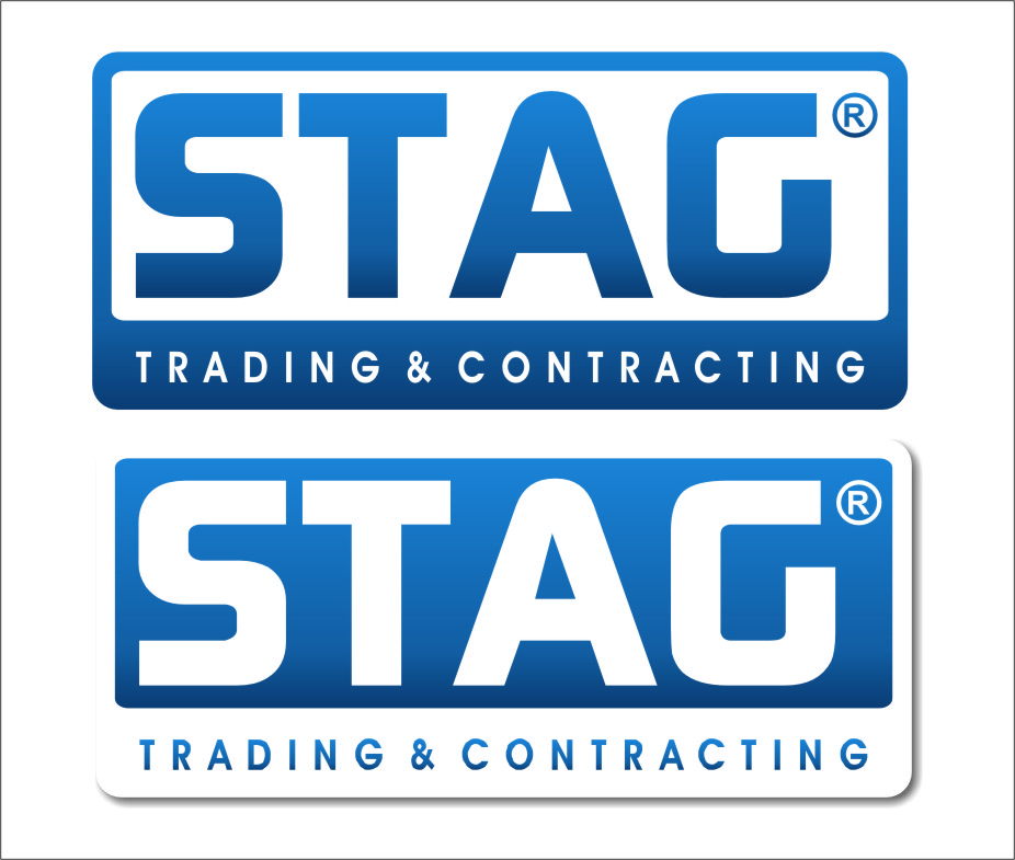Logo Design by RasYa Muhammad Athaya - Entry No. 305 in the Logo Design Contest Captivating Logo Design for STAG Trading & Contracting.