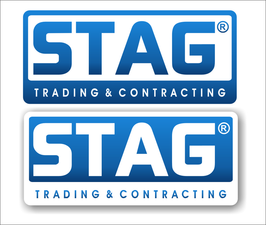 Logo Design by Ngepet_art - Entry No. 306 in the Logo Design Contest Captivating Logo Design for STAG Trading & Contracting.