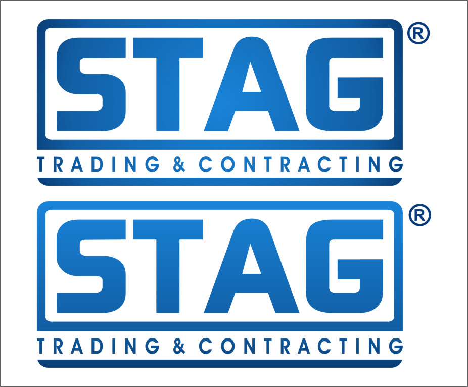 Logo Design by RasYa Muhammad Athaya - Entry No. 308 in the Logo Design Contest Captivating Logo Design for STAG Trading & Contracting.
