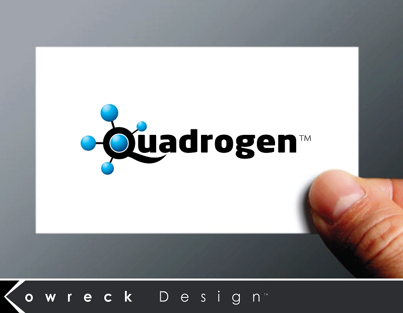 Logo Design by kowreck - Entry No. 143 in the Logo Design Contest New Logo Design for Quadrogen Power Systems, Inc.