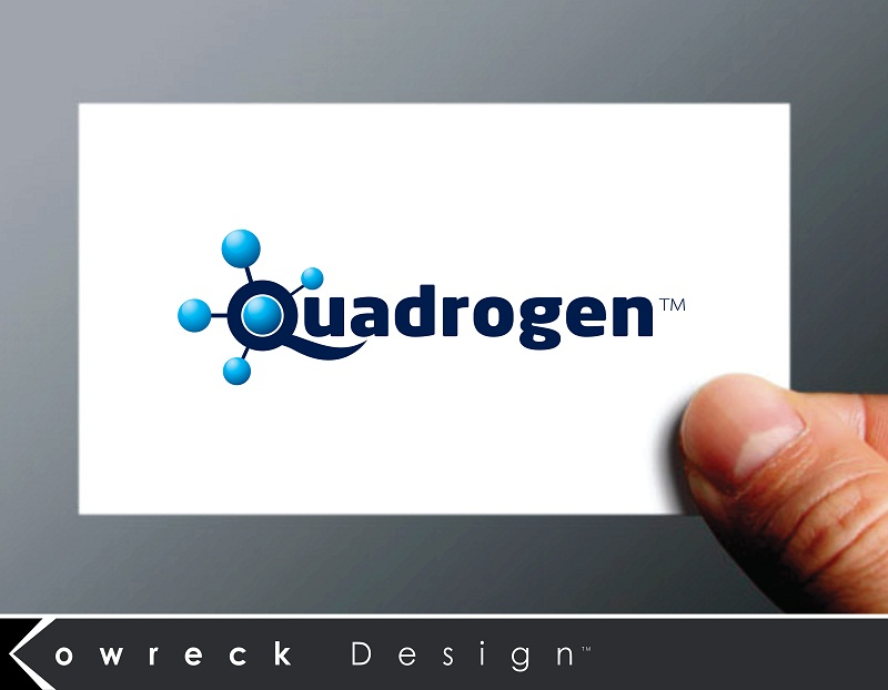 Logo Design by kowreck - Entry No. 144 in the Logo Design Contest New Logo Design for Quadrogen Power Systems, Inc.