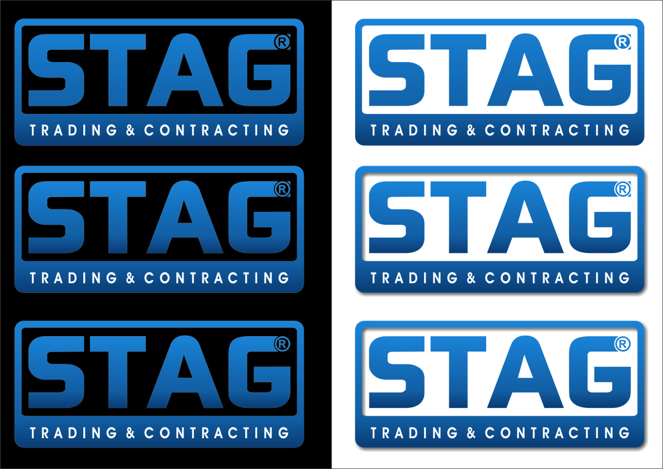 Logo Design by Ngepet_art - Entry No. 310 in the Logo Design Contest Captivating Logo Design for STAG Trading & Contracting.