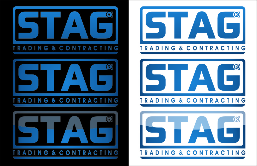 Logo Design by Ngepet_art - Entry No. 311 in the Logo Design Contest Captivating Logo Design for STAG Trading & Contracting.