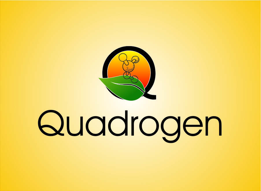 Logo Design by RasYa Muhammad Athaya - Entry No. 147 in the Logo Design Contest New Logo Design for Quadrogen Power Systems, Inc.