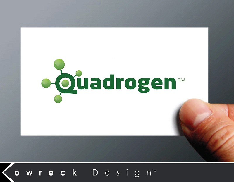 Logo Design by kowreck - Entry No. 148 in the Logo Design Contest New Logo Design for Quadrogen Power Systems, Inc.