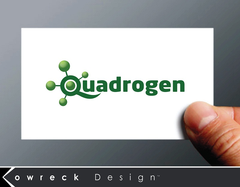 Logo Design by kowreck - Entry No. 149 in the Logo Design Contest New Logo Design for Quadrogen Power Systems, Inc.