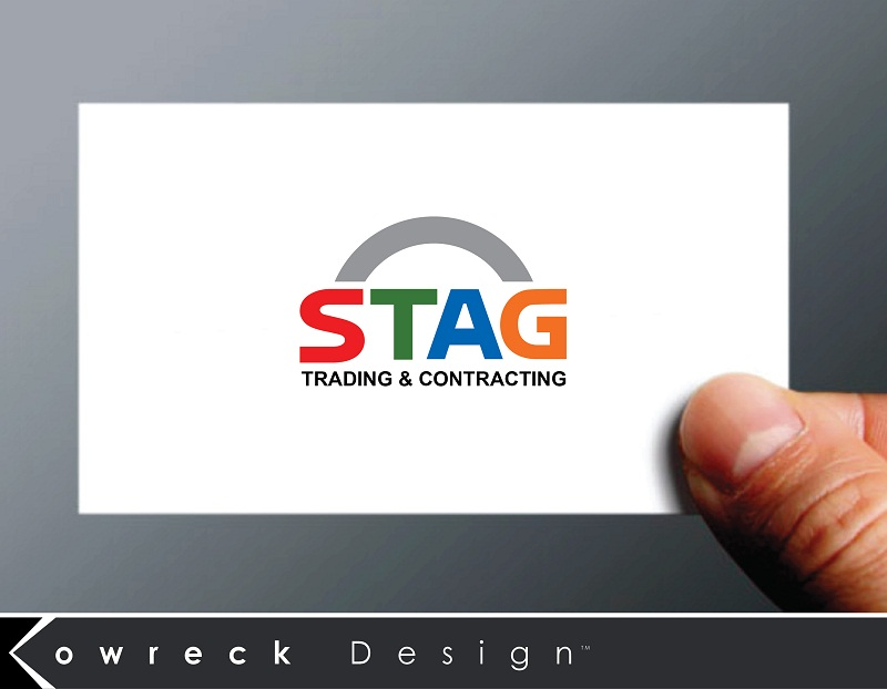 Logo Design by kowreck - Entry No. 316 in the Logo Design Contest Captivating Logo Design for STAG Trading & Contracting.