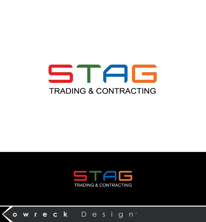 Logo Design by kowreck - Entry No. 319 in the Logo Design Contest Captivating Logo Design for STAG Trading & Contracting.