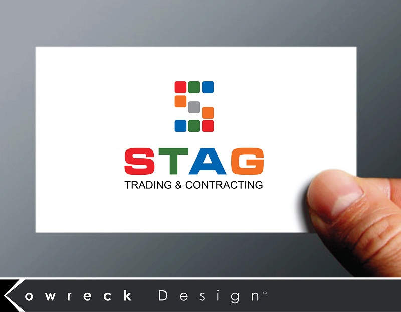 Logo Design by kowreck - Entry No. 329 in the Logo Design Contest Captivating Logo Design for STAG Trading & Contracting.