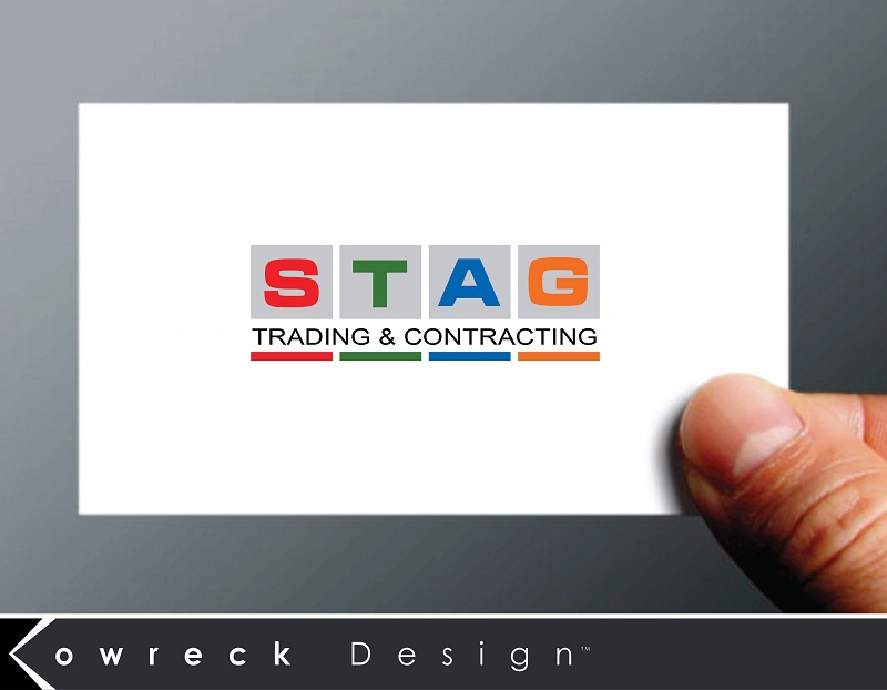 Logo Design by kowreck - Entry No. 331 in the Logo Design Contest Captivating Logo Design for STAG Trading & Contracting.