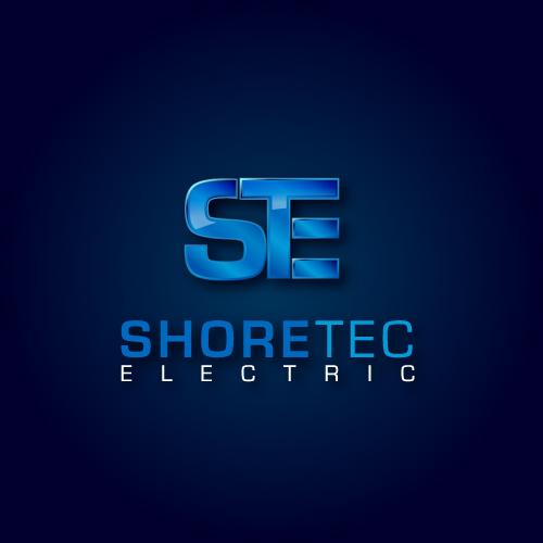 Logo Design by SilverEagle - Entry No. 202 in the Logo Design Contest Shore Tec Electric 2005 Inc.