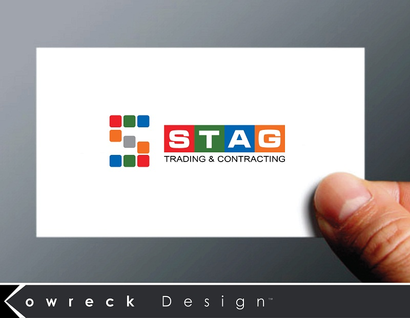 Logo Design by kowreck - Entry No. 334 in the Logo Design Contest Captivating Logo Design for STAG Trading & Contracting.