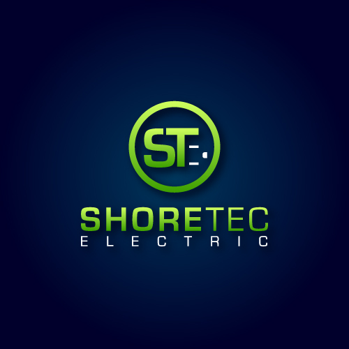 Logo Design by SilverEagle - Entry No. 203 in the Logo Design Contest Shore Tec Electric 2005 Inc.
