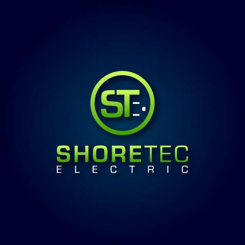 Logo Design by SilverEagle - Entry No. 203 in the Logo Design Contest Shore Tec Electric 2005 Inc.