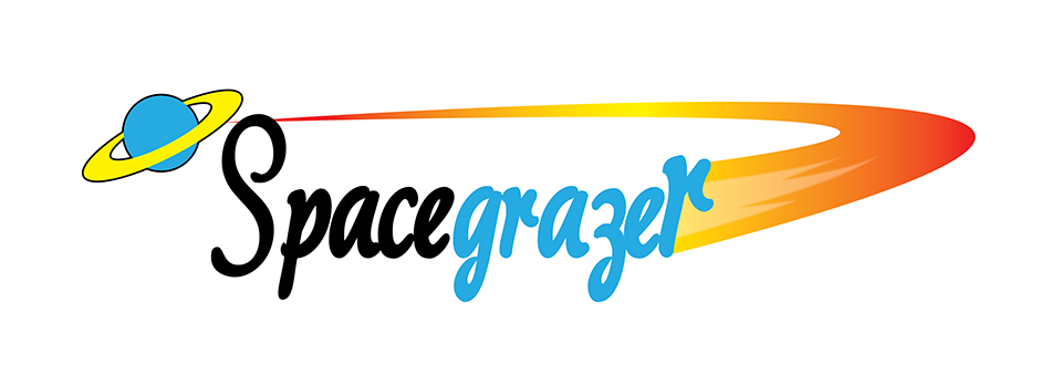Logo Design by robken0174 - Entry No. 32 in the Logo Design Contest Fun Logo Design for Spacegrazer.