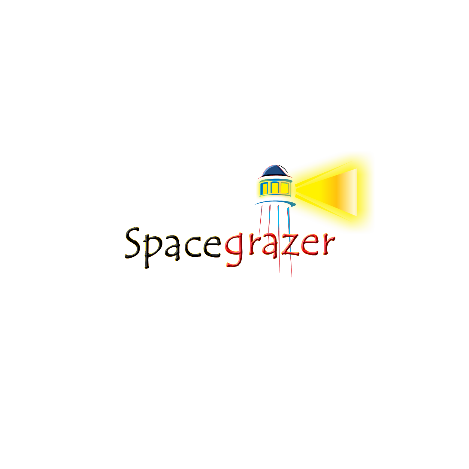 Logo Design by Steven Fitzpatrick - Entry No. 33 in the Logo Design Contest Fun Logo Design for Spacegrazer.