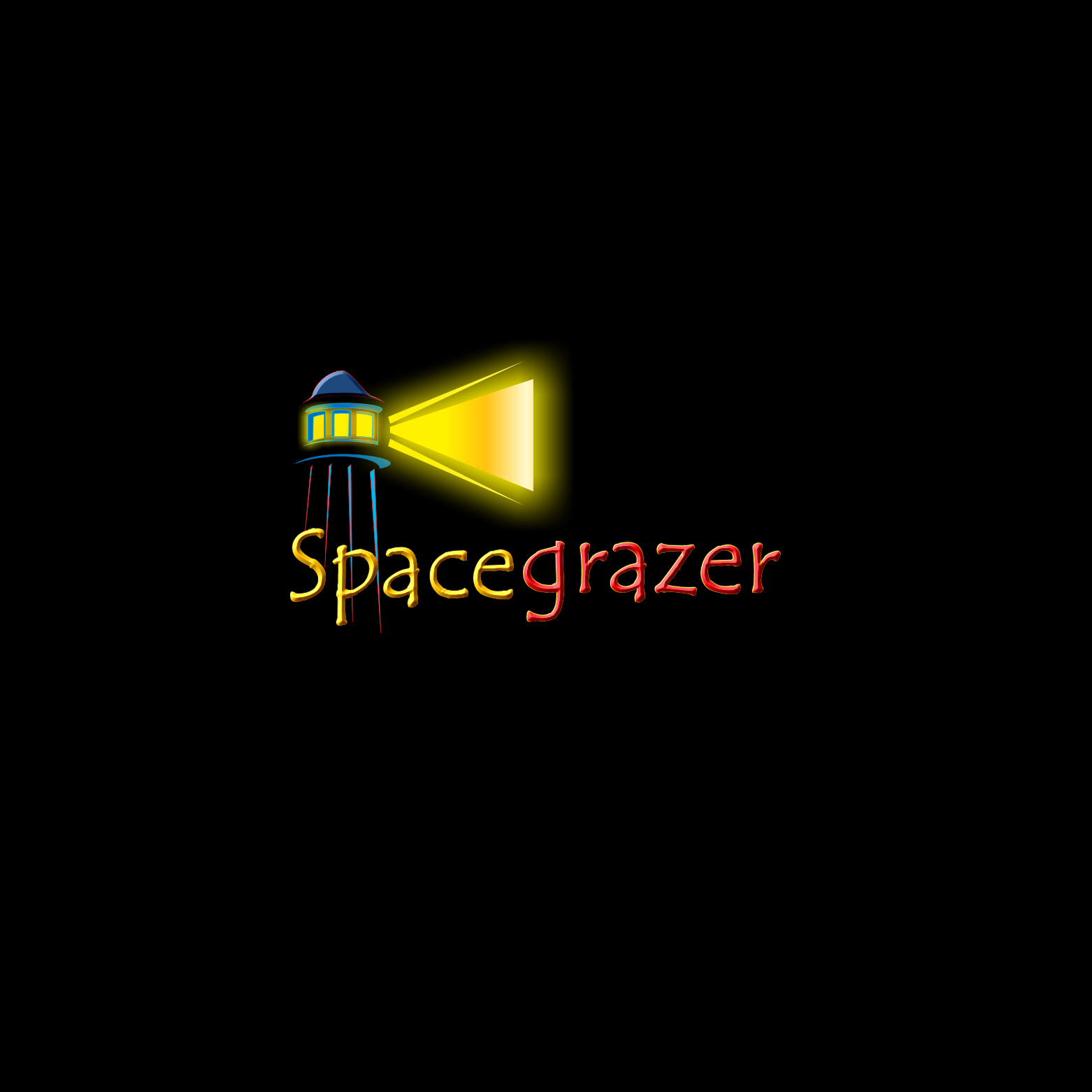 Logo Design by Steven Fitzpatrick - Entry No. 34 in the Logo Design Contest Fun Logo Design for Spacegrazer.