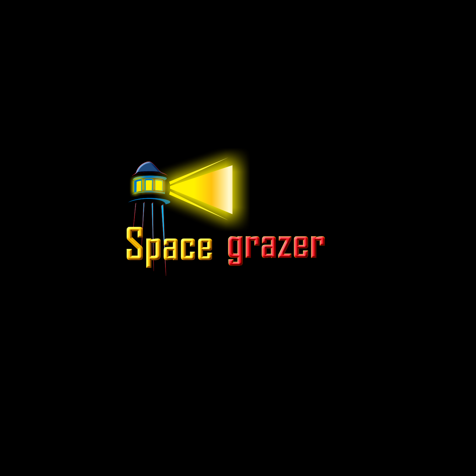 Logo Design by Steven Fitzpatrick - Entry No. 37 in the Logo Design Contest Fun Logo Design for Spacegrazer.