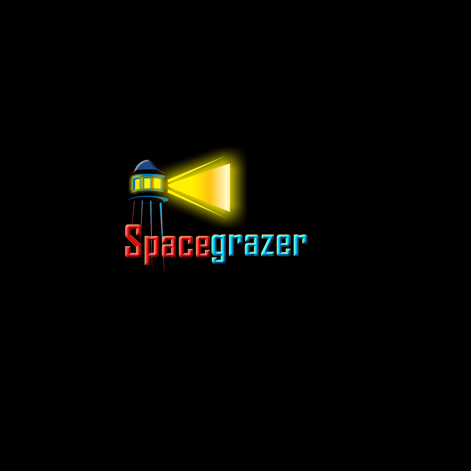 Logo Design by Steven Fitzpatrick - Entry No. 38 in the Logo Design Contest Fun Logo Design for Spacegrazer.