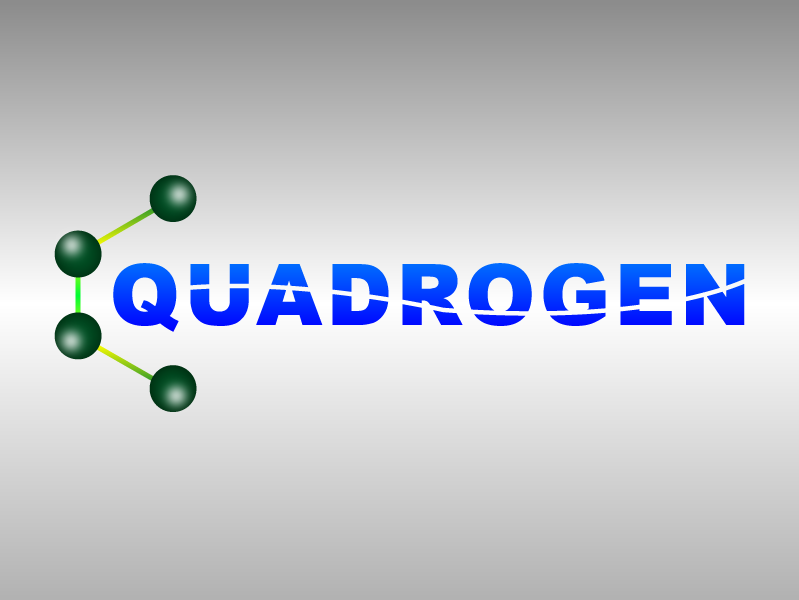 Logo Design by Private User - Entry No. 151 in the Logo Design Contest New Logo Design for Quadrogen Power Systems, Inc.