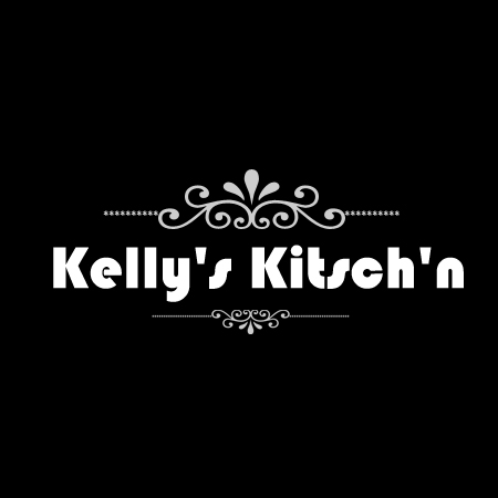 Logo Design by Crystal Desizns - Entry No. 54 in the Logo Design Contest Unique Logo Design Wanted for Kelly's Kitsch'n.