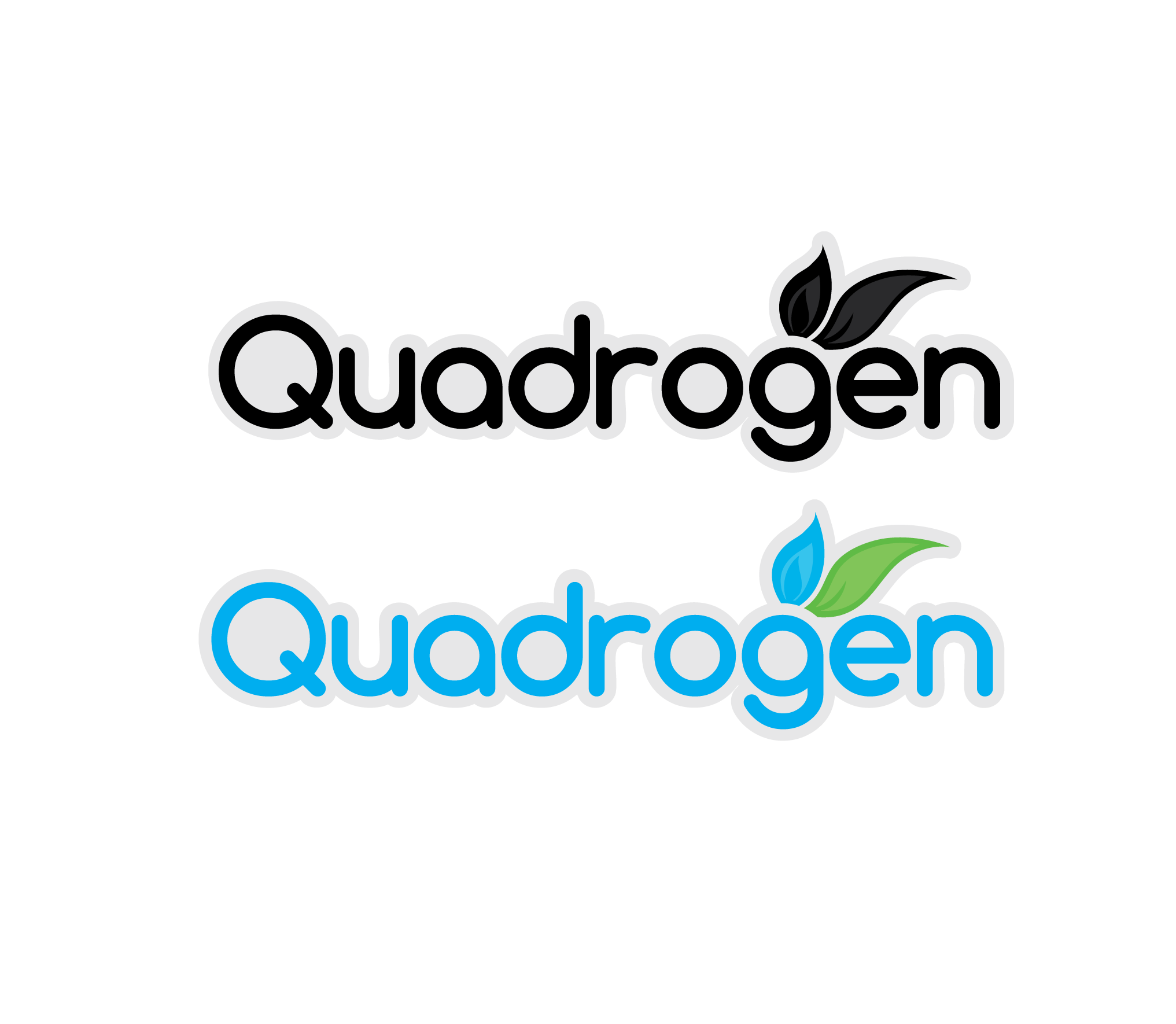 Logo Design by 354studio - Entry No. 153 in the Logo Design Contest New Logo Design for Quadrogen Power Systems, Inc.