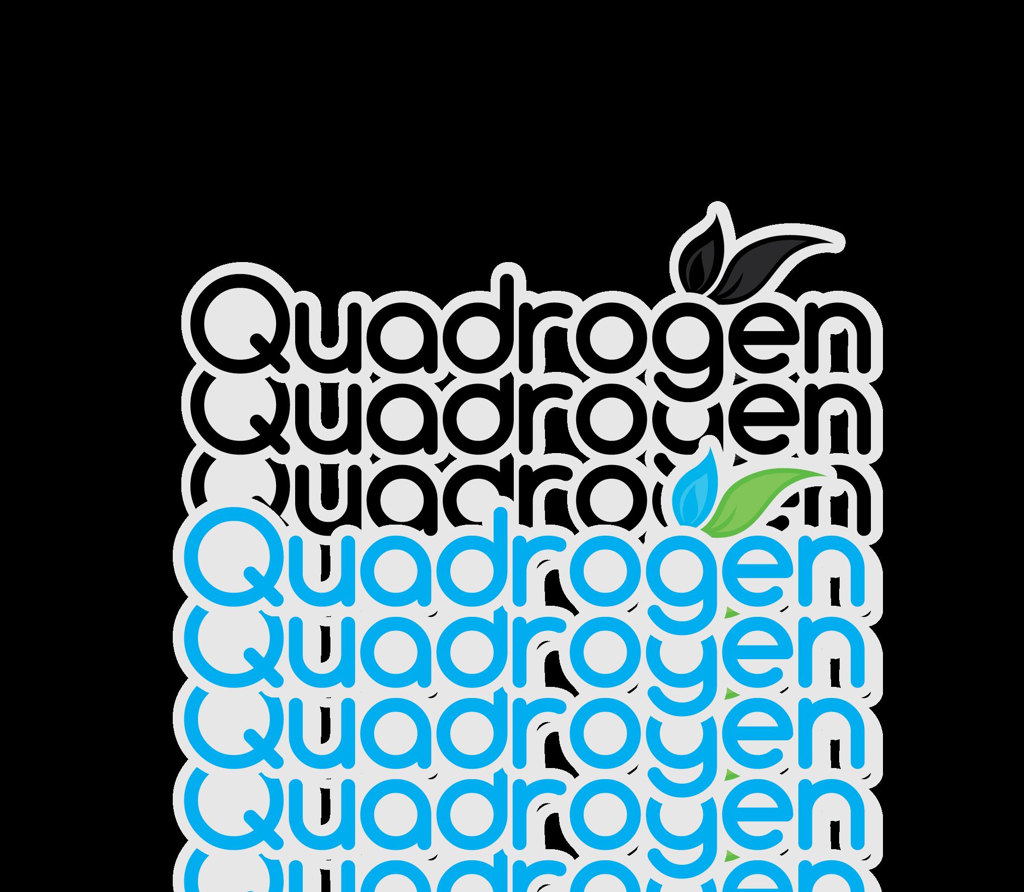 Logo Design by 354studio - Entry No. 153 in the Logo Design Contest New Logo Design for Quadrogen Power Systems, Inc.