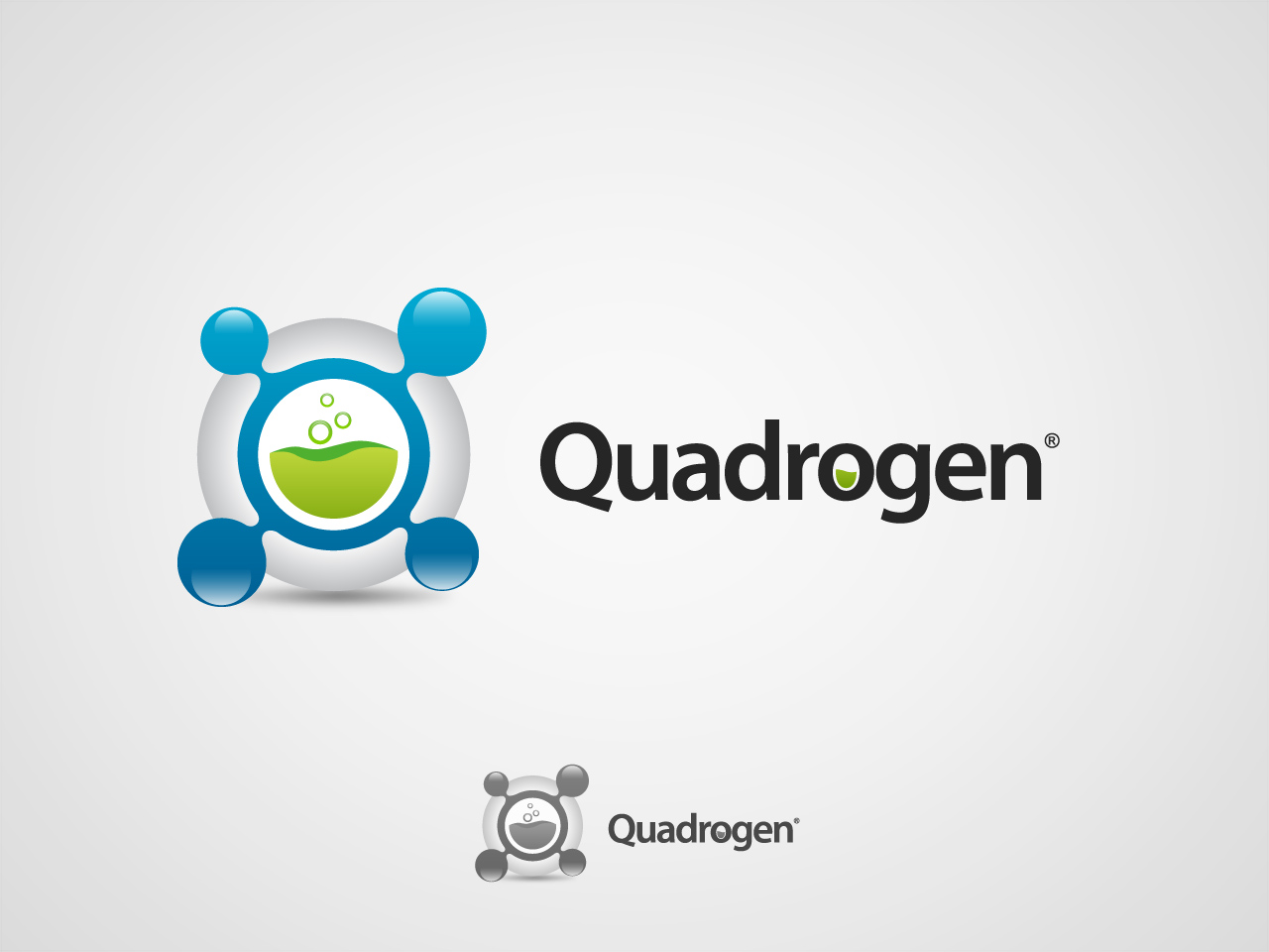 Logo Design by jpbituin - Entry No. 158 in the Logo Design Contest New Logo Design for Quadrogen Power Systems, Inc.