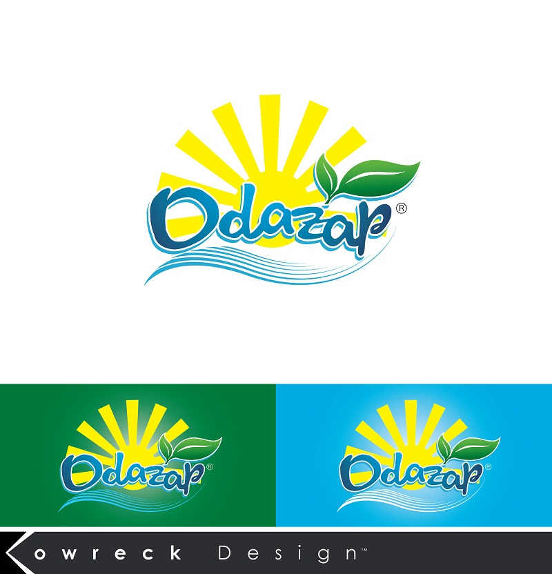 Logo Design by kowreck - Entry No. 8 in the Logo Design Contest New Logo Design for ODAZAP.